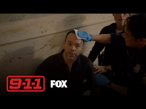First Responders Arrive On The Scene For A Domestic Incident | Season 1 Ep. 10 | 9-1-1