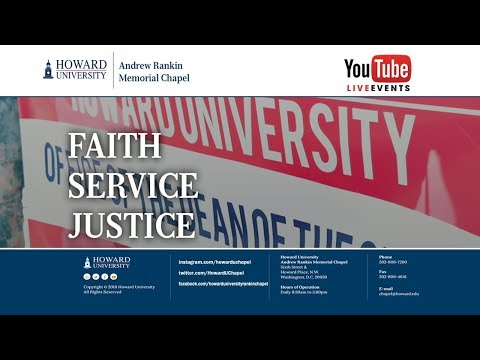 Chaplain Barry C. Black  62nd Chaplain Of The United States | The Howard University