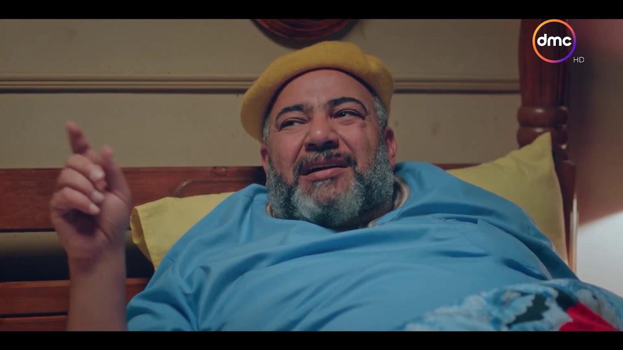 مسلسل رجالة البيت - ذات مومنت لما تبقى نايم ويخش عليك حرامي .. هتموت من الضحك مع بيومي فؤاد