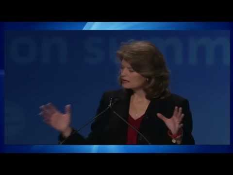 Lisa Murkowski: Congressional Comment | 2013 ARPA-E Energy Innovation Summit