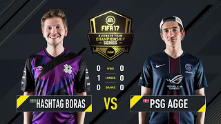 FIFA 17 Ultimate Team Championship Series - BORASLEGEND x PSG AGGE - Group Stage - Madrid