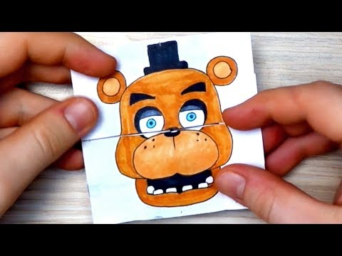 TUTORIAL Five Nights at Freddy's Animatronics Transformations | Endless card thumbnail