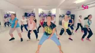 Wine it up - Dj Lbr. Paco *Coreography Judite Oliveira *Zumba Fitness HD