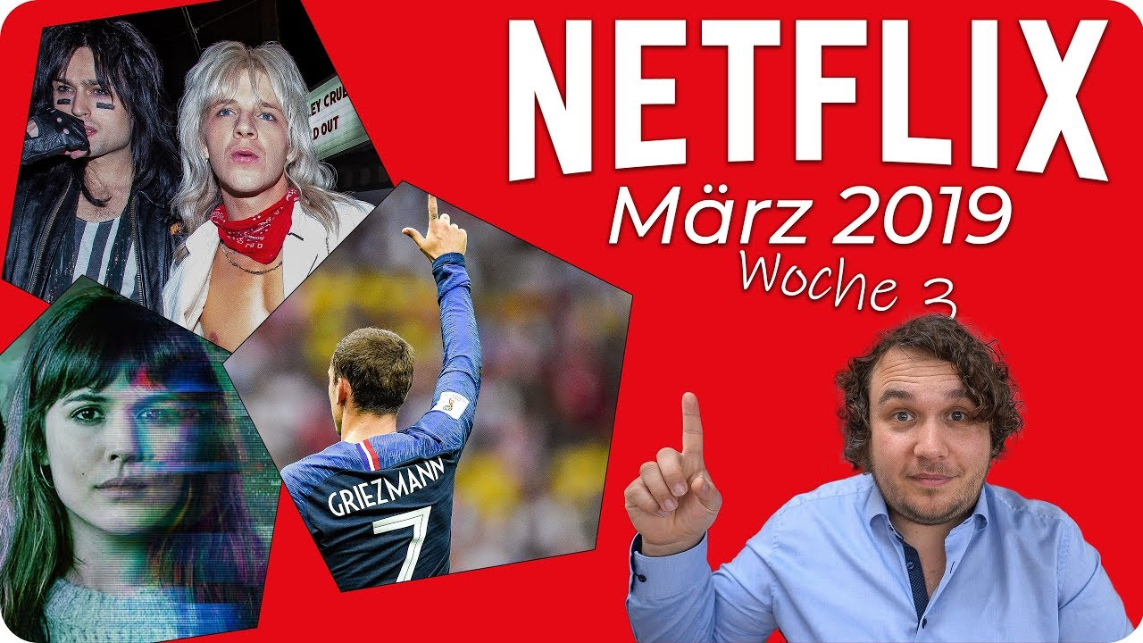 März Netflix