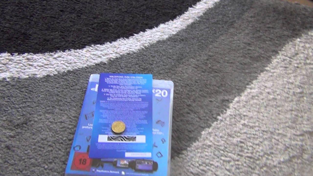 10 Euro Psn Card Paysafe