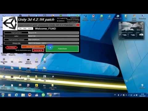 how to get unity 3D pro version - как скачать юнити 3Д про версию
