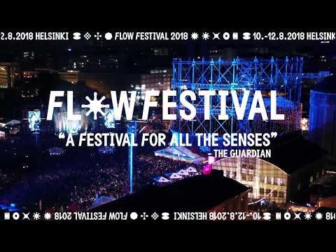 Flow Festival 2018 Bumper