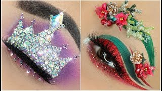 Best of Eye Makeup Tutorials Compilation ♥ 2017 ♥