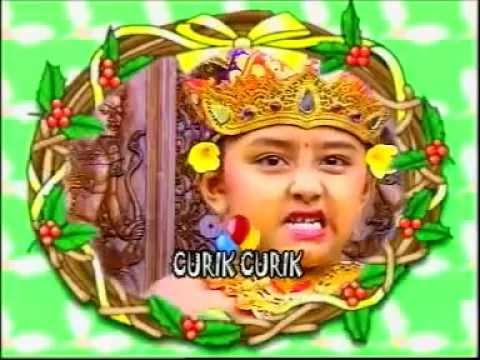 Curik Curik - Bali Kids Song