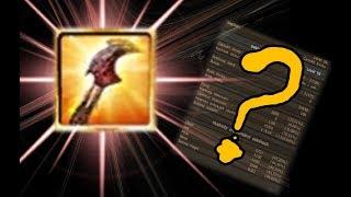 Drakensang online - Q7 inf4 - nová zbraň + staty [CZ]