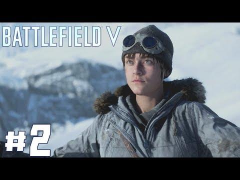 สู้เพื่อแซลม่อน ที่เราชื่นชอบ - Battlefield 5 [โหมดเนื้อเรื่อง - Part 2] thumbnail