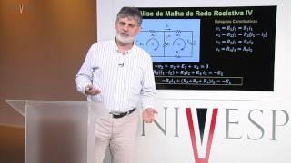 Circuitos Elétricos - Aula 11 - Análise de Malhas