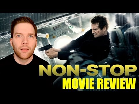 Non-Stop - Movie Review