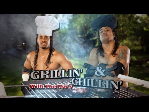 Outside the Ring - The Usos cook a Samoan meal -...