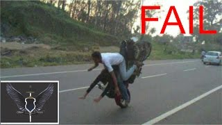 Tombos de moto - Fail Motorcycles
