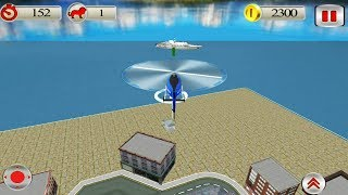 Wild Animal Rescue Helicopter Mobile Gameplay
