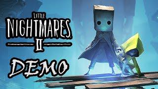 ¡¡Vuelve mas CREEPY que nunca!! Little Nightmares 2 Demo completa en Español - PC