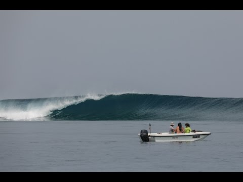 Surfing the Maldives with The Perfect Wave: May 2017 trips