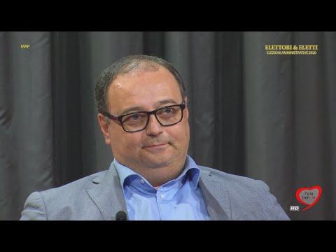 """Elettori & Eletti 2020: Francesco Losito, candidato consiglio regionale """"La Puglia Domani"""""""