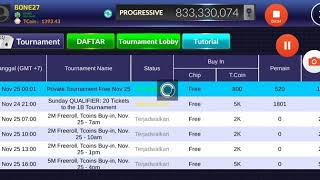 Tournament IDN Poker