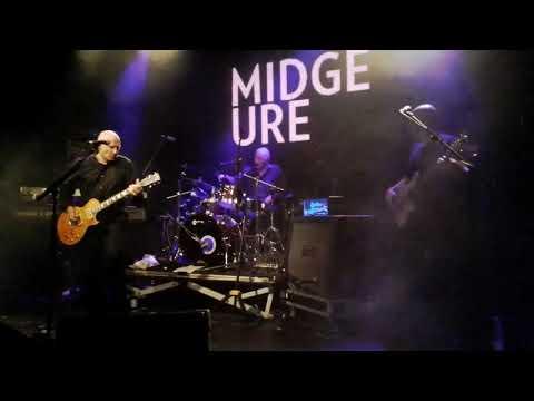 MIDGE URE - NEW EUROPEANS - MADRID 15/07/2017