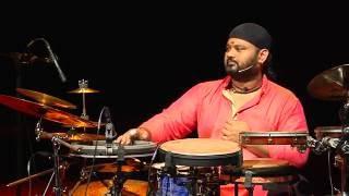 MERU Concert - V Selvaganesh - Drums Extraordinaire