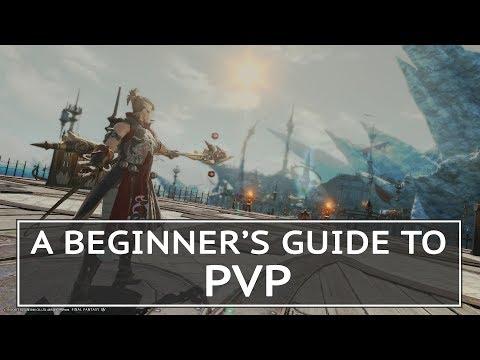 FFXIV Stormblood Ultimate Beginner PvP Guide [4.01]