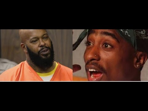 Suge knight claims Tupac is Alive again from jail Smh