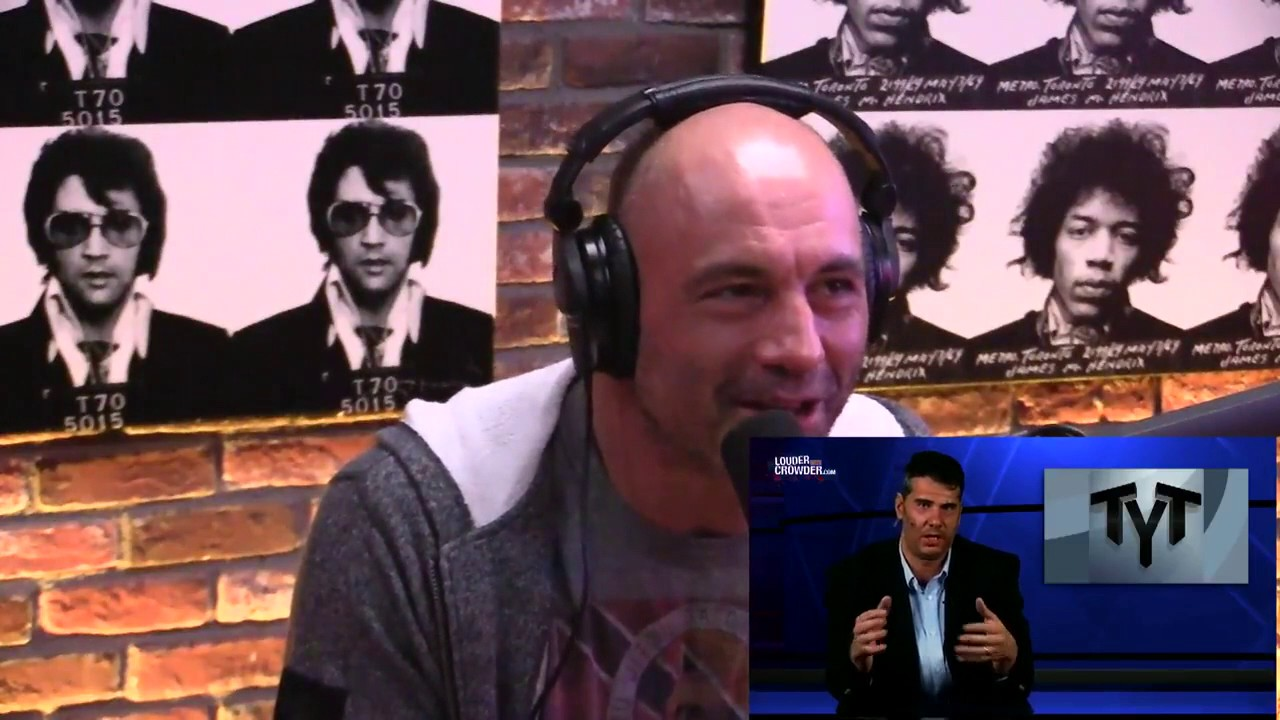 Download Joe Rogan & TJ Kirk discuss Steven Crowder, Cenk Uygur and the Marketplace of Ideas