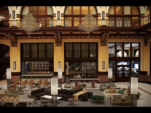 Union Station Hotel, Autograph Collection, A Marriott Hotel - Nashville Hotels, Tennessee