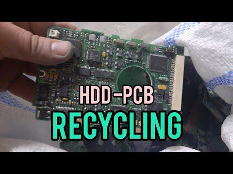 HDD PCB Recycle - Scrap Hdd Pcb - Harddisk Kartı Geri Dönüşüm