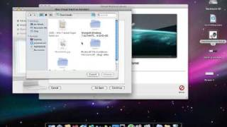 How to install Windows 7 on a Mac via VMware Fusion 3 for Free