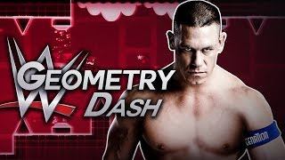 GEOMETRY DASH : WWE