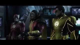 Superman mata a Shazam