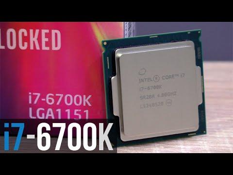 [DEUTSCH] Intel Core i7-6700K Skylake CPU Testbericht