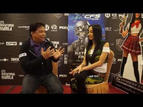 Mocha Uson Interview at Crossfire PH Press Con