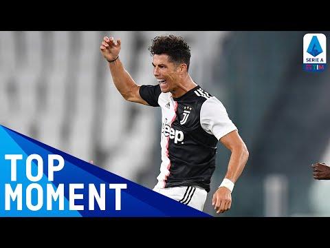Ronaldo's Goal Helps Secure Juventus as Serie A Champions! | Juventus 2-0 Sampdoria | Serie A TIM