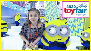 Our Visit to Toy Fair 2020 in New York #toyfair2020