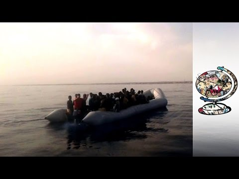 Libya's Struggle To Cope With Surge In Migrant Smuggling