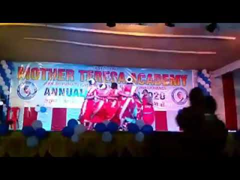 Mother Teresa Academy annual function 2k20