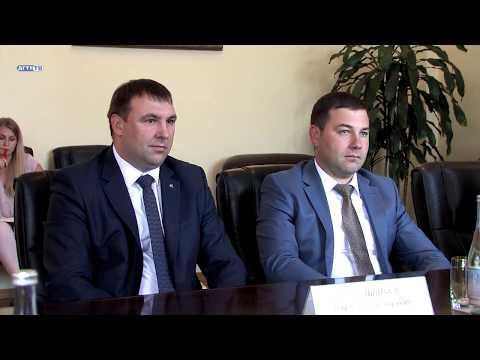 """Подписание соглашения между ДГТУ и ПАО """"Банк ВТБ 24"""""""