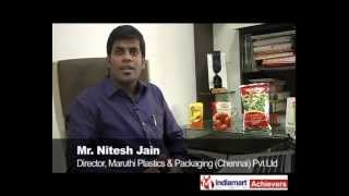 Success Story of Maruthi Plastics & Packaging (Chennai) Pvt Ltd