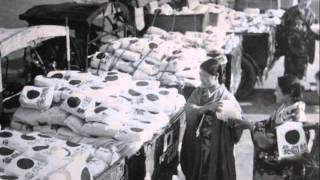 慰問袋を コロムビア合唱団