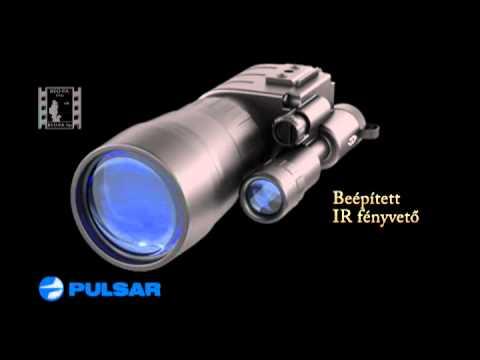 Pulsar challenger nv éjjellátók www.beo pa.hu youtube