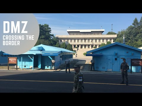 stu[diane] abroad in korea | vlog ep. 10 - New Roommate + CROSSING THE DMZ!