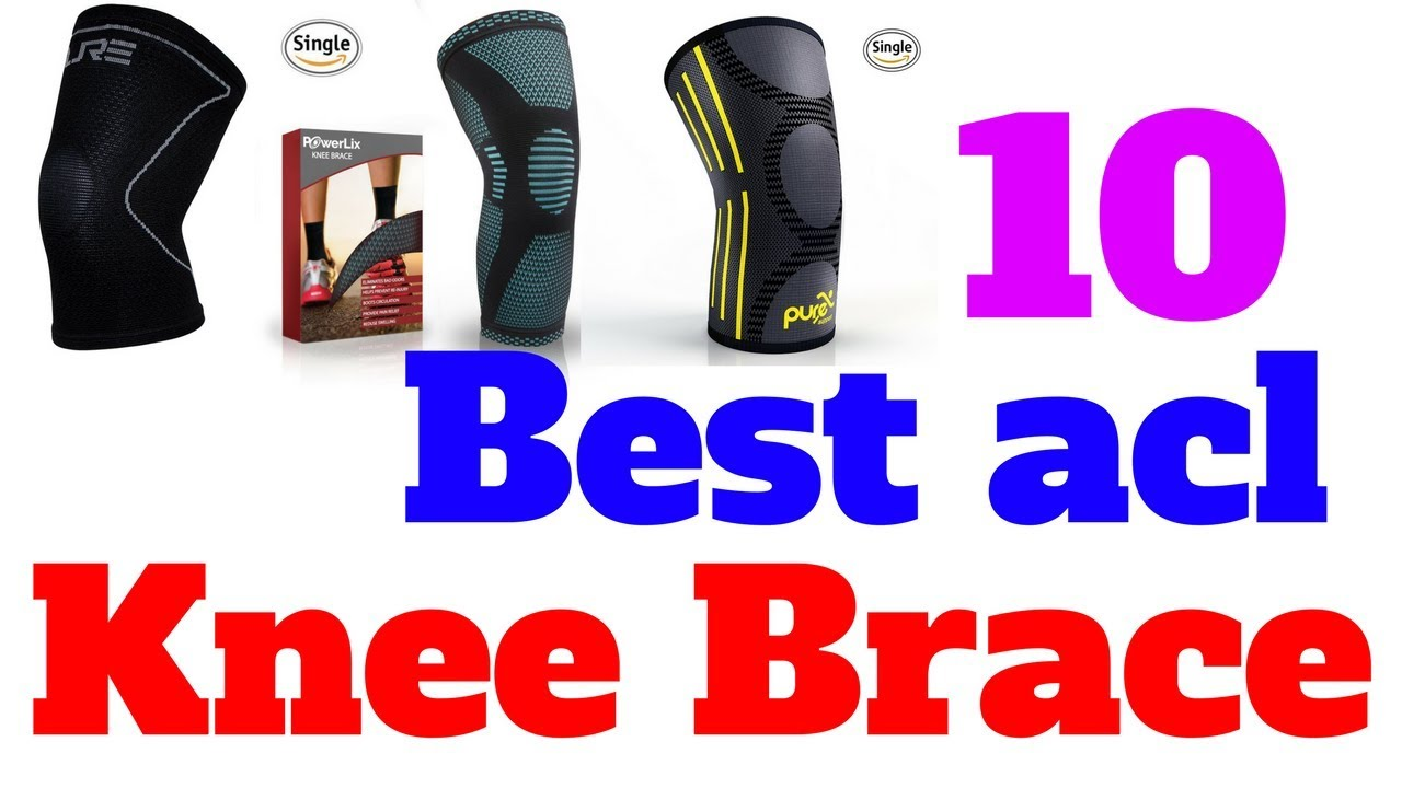 6c17e074b6 Top 10 best acl knee brace - YouTube