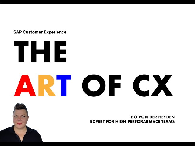 Agile Leadership: Podcast with SAP Customer Experience