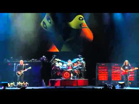 """RUSH - """"Circumstances"""" (Live In Holland)"""