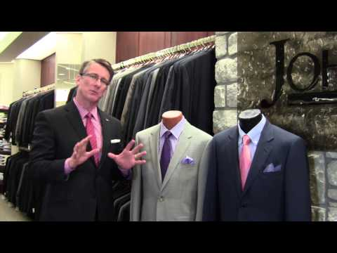 Modern Fit Suits vs Traditional Fit Suits - Johnston's Clothier in Wichita  Fashion Advice