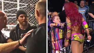 10 Times WWE Wrestlers Went Crazy Mad On A Fan